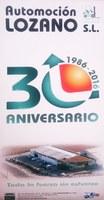 Automoción Lozano conmemora en Fercam sus 30 años al servicio de sus clientes