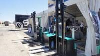 Lo último de Mitsubishi Forklift Trucks en la Fira d'Ontinyent