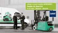 Mitsubishi Forklift Trucks presentará un número récord de nuevos modelos en CeMAT 2014