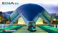Presentación de la gama EDÍA EX de Mitsubishi en Valencia