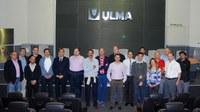 ULMA Carretillas Elevadoras anfitriona de la reunión M24 del proyecto europeo T- REX