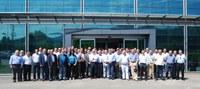 ULMA Carretillas Elevadoras celebra su Convención Comercial Anual 2014 con una asistencia sin precedentes