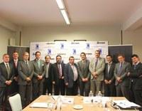 ULMA participa en la Cumbre del sector de carretillas elevadoras organizada por Grupo de C. de Comunicación.