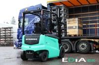 ULMA presentará a su red de distribución la nueva EDÍA EX  de Mitsubishi