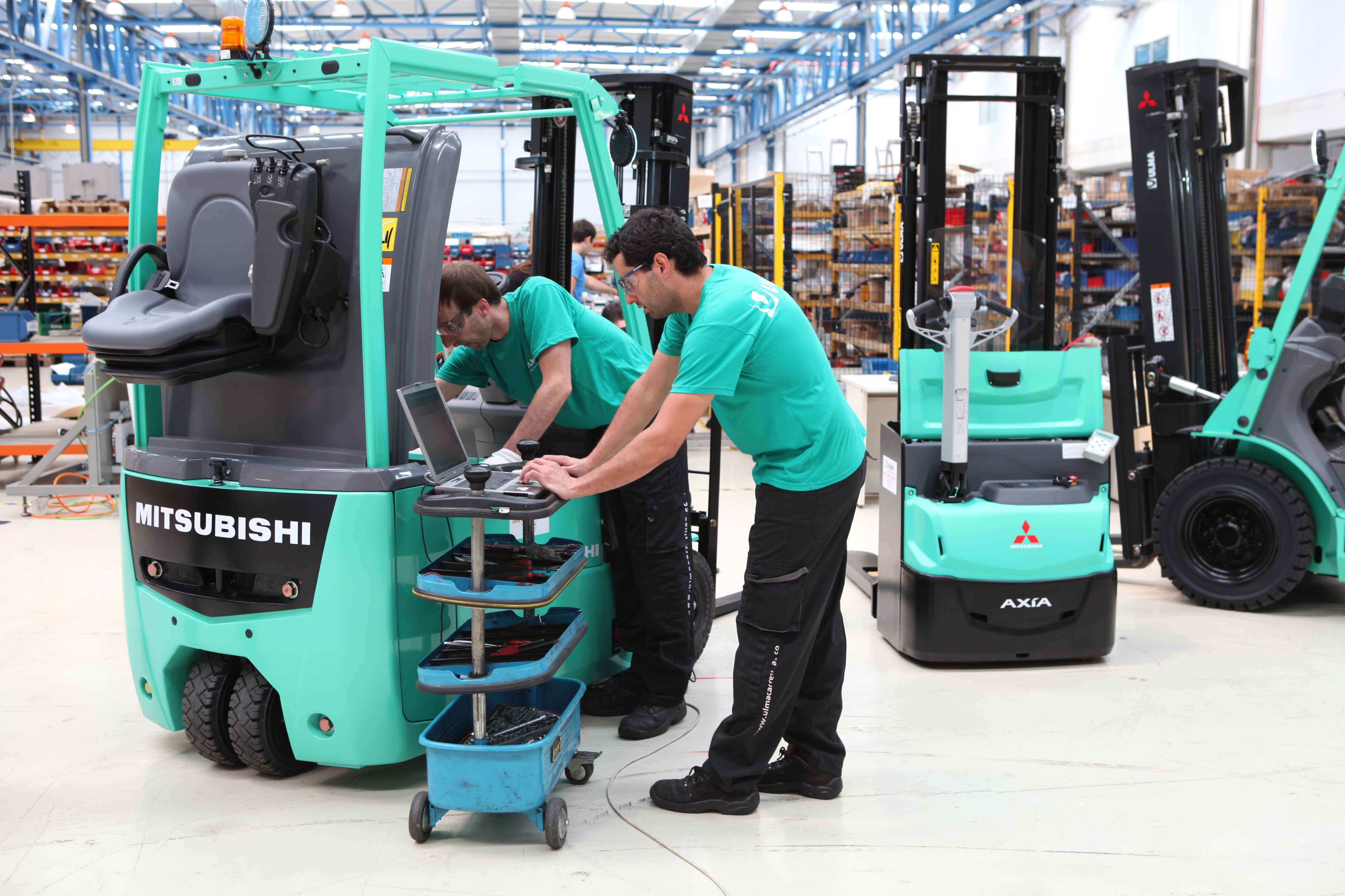 ULMA sigue apostando por la calidad de su Servicio de mantenimiento gracias a Würth