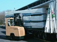ULMA y HUBTEX presentan la solución logística en Construmat