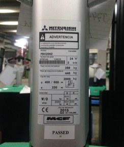 Carretillas Elevadoras EN/ISO 3691