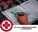 Inspeccion tecnica de seguridad carretillas