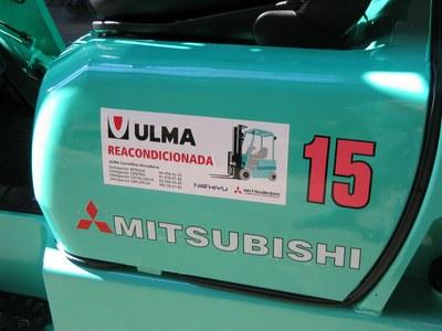 Carretilla reacondicionada ULMA