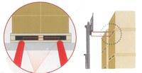 Posicionador laser